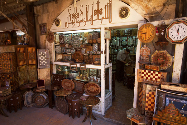 Handicrafts Lane, Damascus