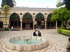 Azem Palace courtyard