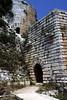 Entrance to Krak Des Chevalies, Syria.