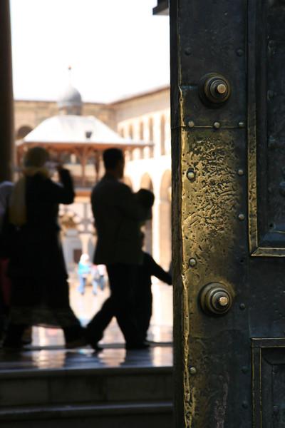 Omayyad Mosque, Damascus, Syria