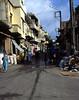 Street scene in Tartus, Syria.