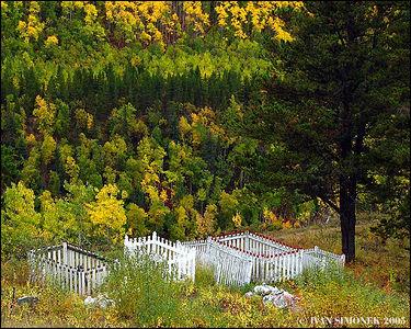 """TAHLTAN CEMETERY"", Telegraph Creek,B.C.,Canada-----""HRBITOV TAHLTANU"", Telegraph creek,B.K.,Kanada."