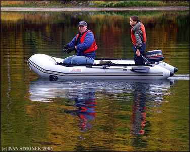 """FISHING AT SAWMILL LAKE #1"", B.C.,Canada-----""RYBARENI V JEZERU SAWMILL #1"", B.K.,Kanada."