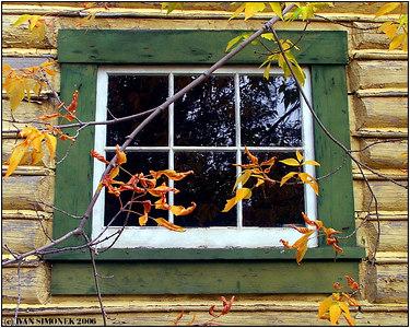 """EVERYBODY LEFT"", Telegraph Creek (a ghost town), B.C., Canada-----""VSICHNI ODESLI"", Telegraph Creek (mesto duchu), B.K., Kanada."