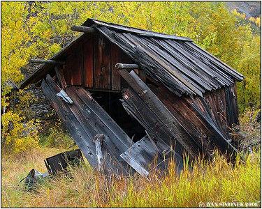"""STILL STANDING"", Telegraph Creek, B.C., Canada-----""STALE STOJIM""."