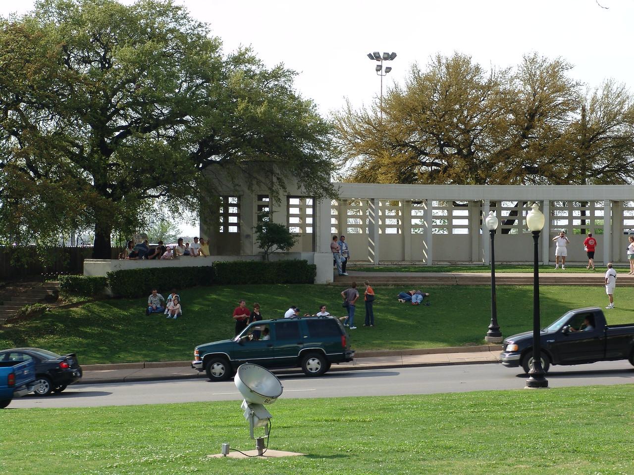 DALLAS--JFK ASSASINATION SITE