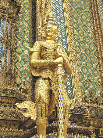 THAILAND - TEMPLES & PALACES