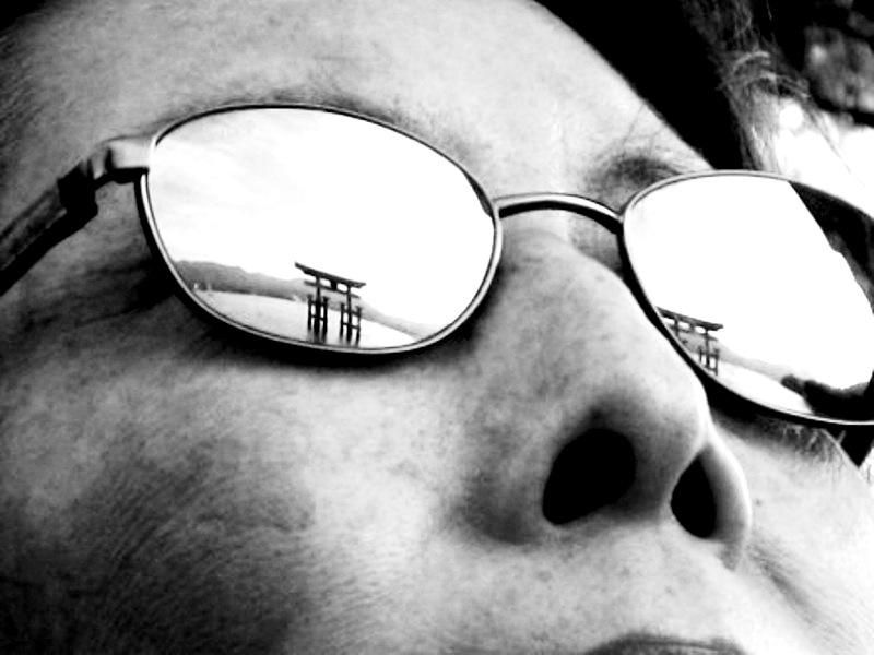 REFLECTIONS ON MIYAJIMA