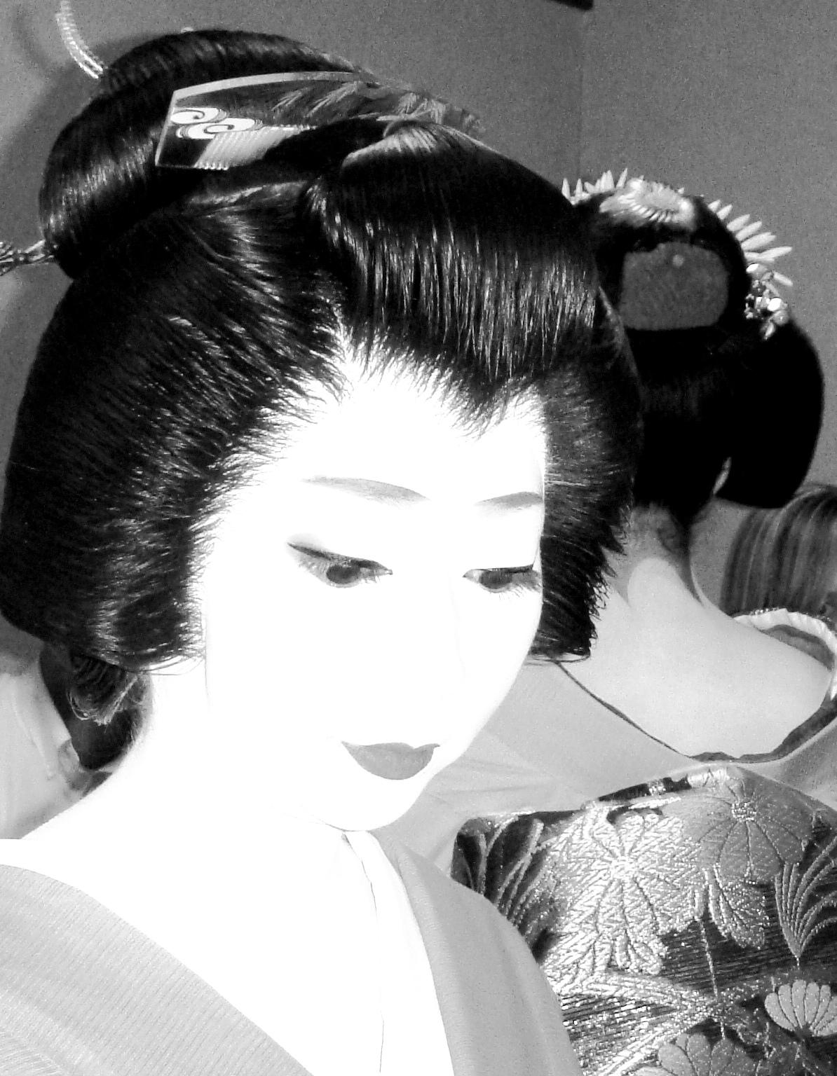MY FAVORITE GEIKO IN KYOTO