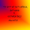 The Best of South Africa, Botswana and Victoria Falls.