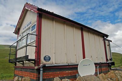 Blea Moor signal box again