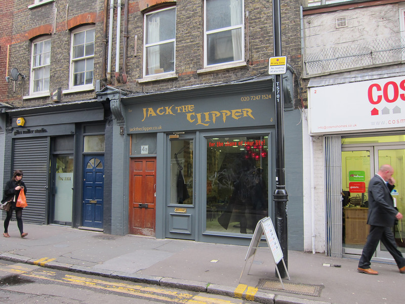 Jack the Ripper tour.