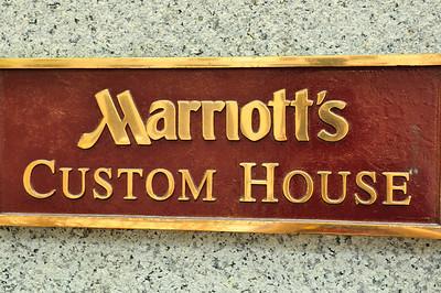 Marriott's Custom House May 2012