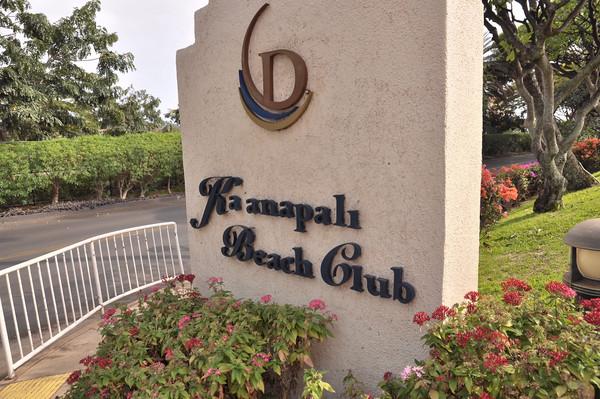 DRI Ka'anapali Beach Club April 2013