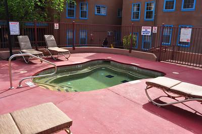 Hot tub building 2