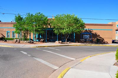Registration building