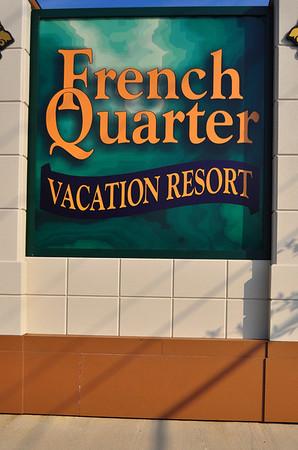 French Quarter Resort, Sept. 2010