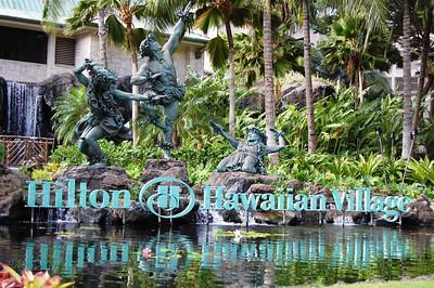 HGVC Hilton Hawaiian Village Lagoon Tower Jan. 2009