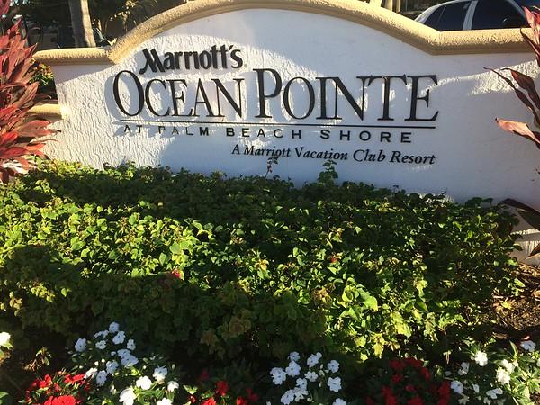 Marriott's Ocean Pointe Kingfish building December 2015