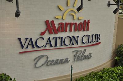 Marriott's Oceana Palms March17th-23rd  2016