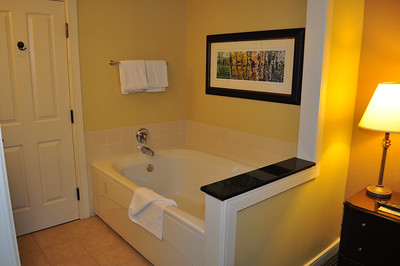 Bathtub in Master bedroom