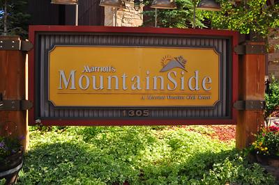 Marriott's Mountainside Park City, UT July 2011