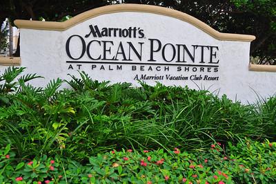 Marriott's Ocean Pointe Cobia building Nov. 2011