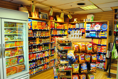convenience store at the clubhouse