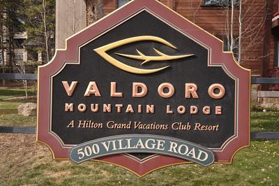 HGVC Valdoro Mountain Lodge Oct. 2012
