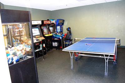Small Arcade area