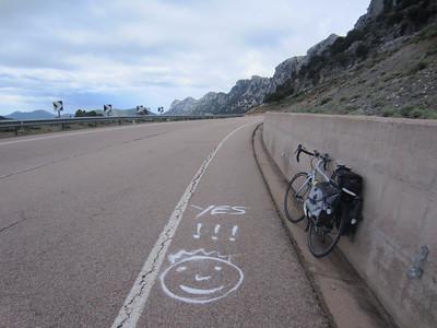 Cycling Sardinia, Italy: Alghero to Cagliari