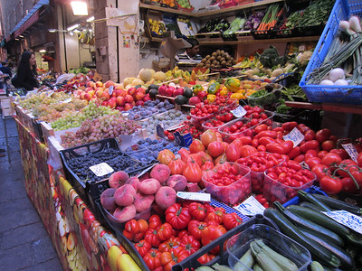 Market: Bologna, Italy (Whole Journeys Culinary Delights Tour)