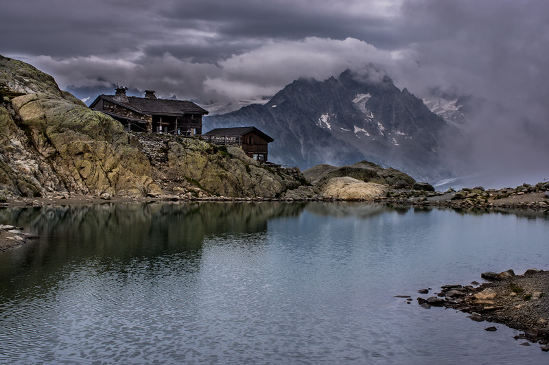 Chalet du Lac Blanc