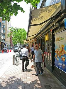 The neighborhood McDonalds, Azabu-Juban