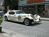 Kinda parked on the street: a kit car named Classic Tiffany.