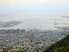 Kobe port from Mount Rokko