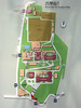 Map of Rokkodai 1st Campus