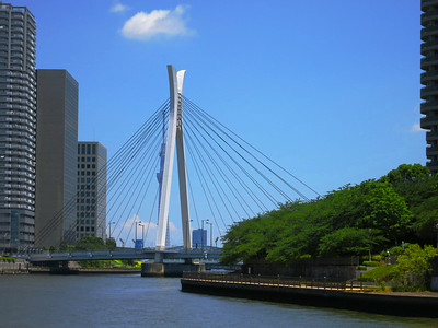Chuo-ohashi  Bridge