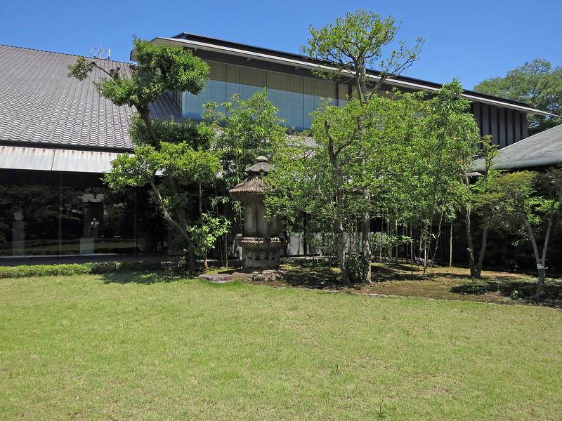 Nezu Museum, Kengo Kuma, 2009