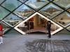 Prada main entrance, Herzog & De Meuron, 2003