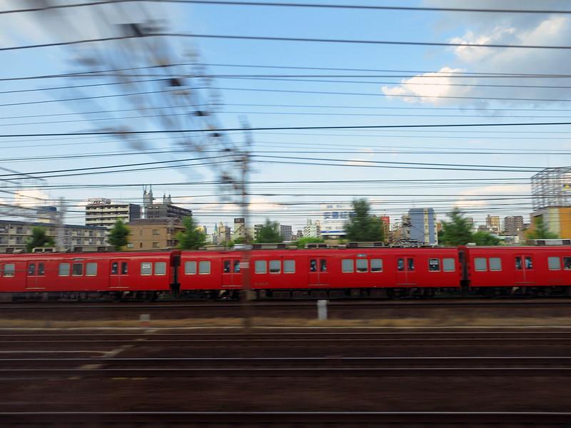 Friday, June 13: Leaving Kobe for Tokyo