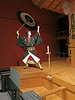 Authentic Kabuki character and costume