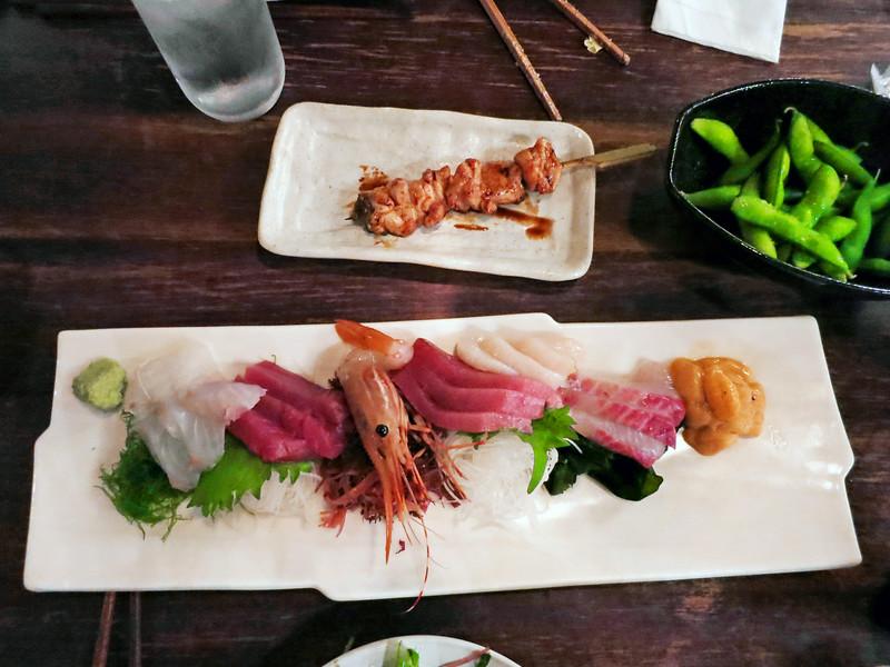 Sushi special, Gompache Restaurant
