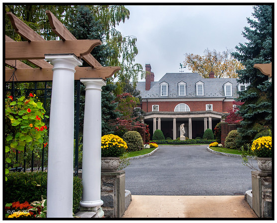 October 25, 2012 - A visit to Hillwood Estate, Museum, and Gardens.  Former home of Marjorie Merriweather Post.