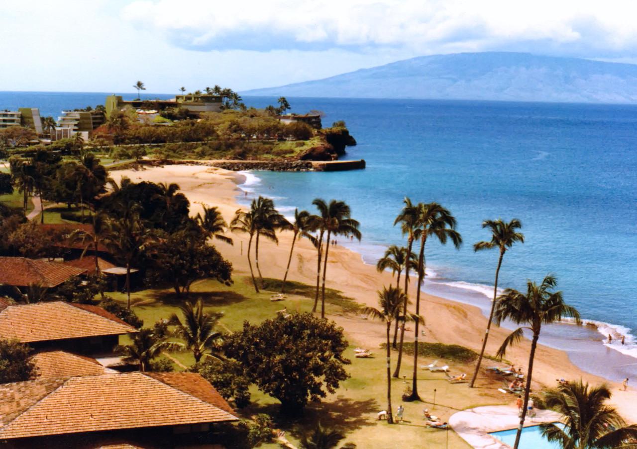 Ka'anapali Maui 1979
