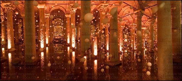 Underground cistern • Istanbul, Turkey • 2006