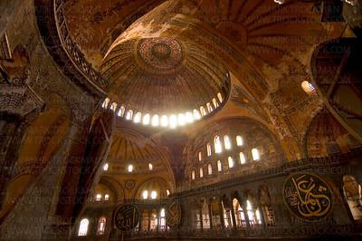 Hagia Sophia • Istanbul, Turkey • 2006
