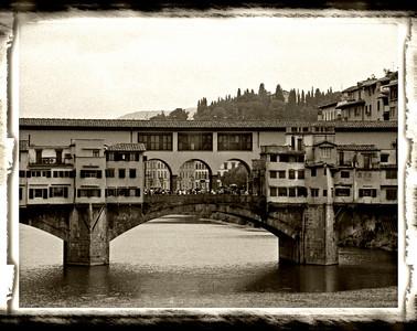 PonteVecchio,Florence8X10