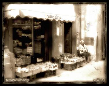 Fruitstand,Tuscany#2
