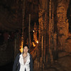 Limestone caves outside San Antonio